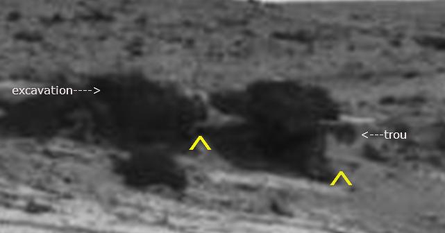 curiosipyrad4 anomalies martiennes