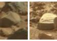 Curiosity : Interrogations au vu des images prises sur Mars