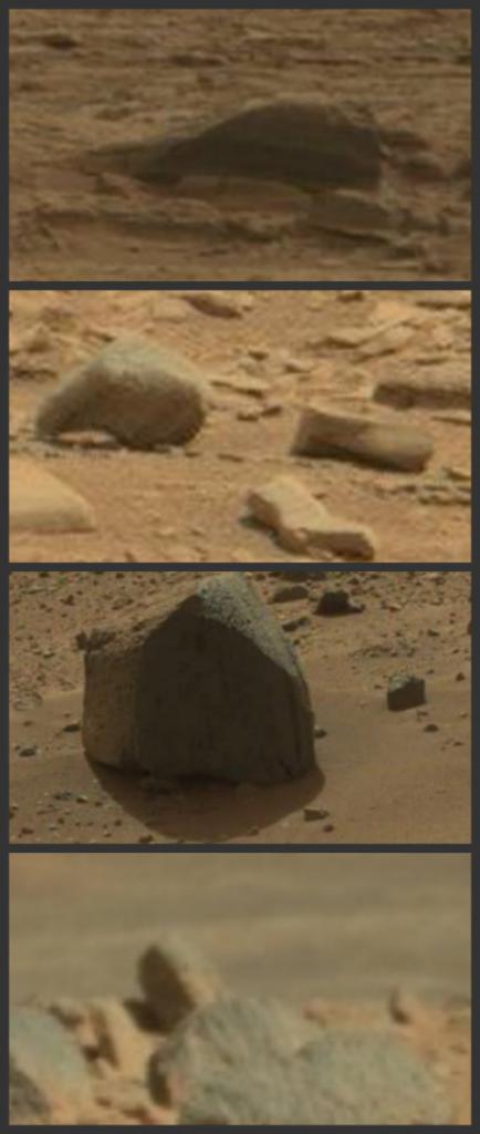 Curiosity sur Mars : Géologie ou archéologie ? dans L'actu ff16