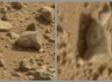 Curiosity : Un objet fabriqué trouvé sur le sol martien ?