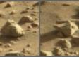 Curiosity : Toujours des images surprenantes sur Mars